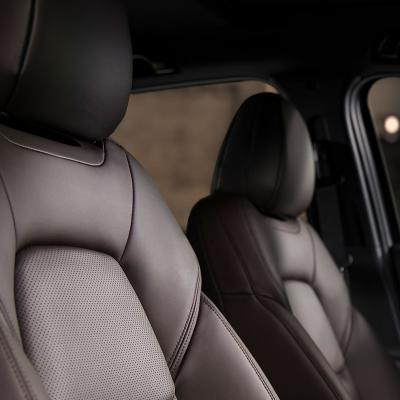 2019 Mazda Cx 5 Signature Interior Rear Passenger Seats